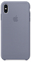 Apple Silicone Case for Iphone XS Max Grey