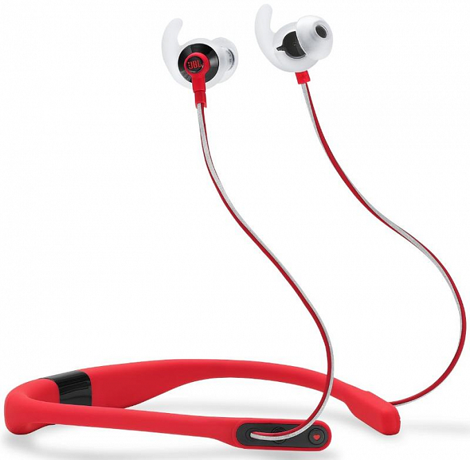 Qulaqlıq JBL Reflect Fit Heart Rate Wireless Headphones Red - Maxi.az