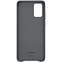 Samsung Leather Cover S20+ Grey (Plus)