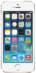 Telefon Apple iPhone 5S (Gold, 16GB) - Maxi.az