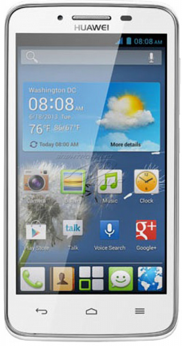 Huawei Ascend Y511 White