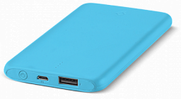 Ttec Powerslim 5000mah Blue