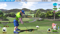 Sony PS Vita - Everybody's Golf