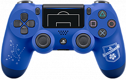 Sony PS4 Controller Blue UEFA Champions League