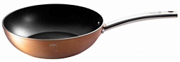 Berlinger Haus Bronze Titan Collection WOK, 28cm BH 1691