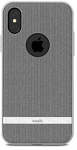 Çexol Moshi Vesta for iPhone X - Gray (99MO101031) - Maxi.az