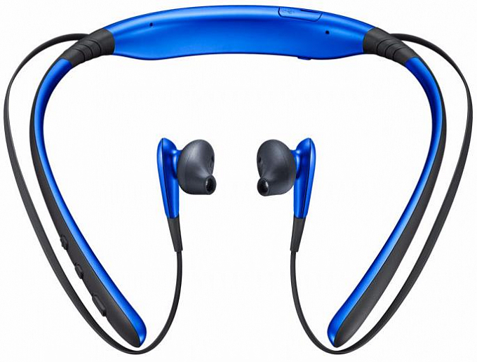 Qulaqlıq Samsung Level U Headphone Blue - Maxi.az