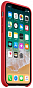 Çexol Apple Silicone Case for Iphone X Red - Maxi.az