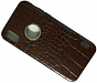 Case Hojar for Iphone X Brown
