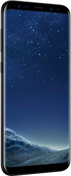 Telefon Samsung Galaxy S8 Plus G955 Dual Black (64Gb) - Maxi.az