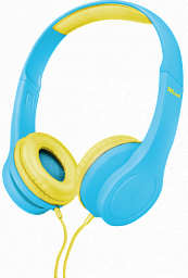 Trust URBAN Kids Headphone - BLUE (22489)