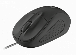 TRUST PRIMO OPTICAL MOUSE Black (21791)