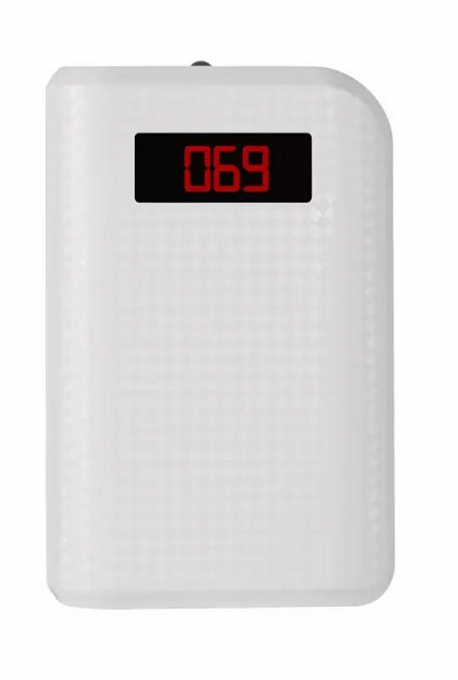 Portativ şarj cihazı (Power Bank) Proda LED 10000 mah  white - Maxi.az
