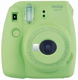 Fujifilm Instax mini 9 Lum Green