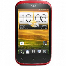 HTC Desire C Red_352276057840894