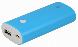 Ttec Power Bank External Battery P5000 Blue