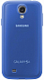 Samsung galaxy S4 (I9500) Protective Cover blue