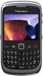 BlackBerry Curve 9300 Red